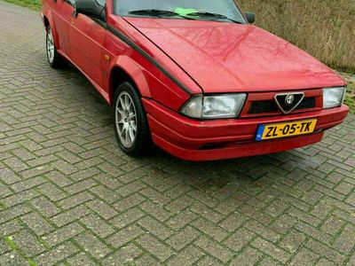 gebraucht Alfa Romeo 75 AlfaIndy als Limousine in Haren (Ems)
