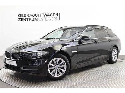 gebraucht BMW 520 d xDrive Touring Navi+HiFi+PDC+SHZ+17LMR