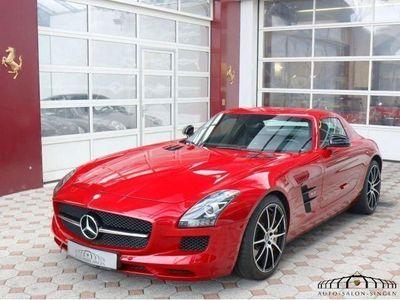 "gebraucht Mercedes SLS AMG 1. Hand ""Daimler AG"""