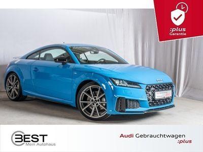 gebraucht Audi TT Coupé 45 TFSI quattro S-Line Navi+, VIRTUAL, LED,