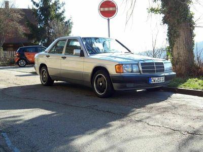 gebraucht Mercedes 190 Mercedes Benz2.0