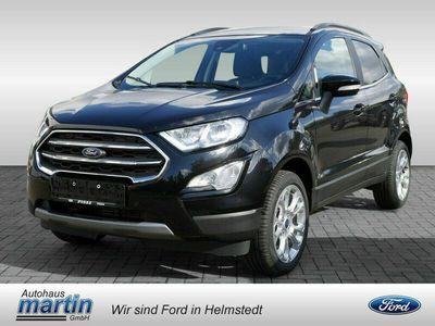 gebraucht Ford Ecosport Titanium SOFORT LIEFERBAR Winter-Pkt.