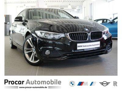 gebraucht BMW 420 Gran Coupé 4er d Sport Line