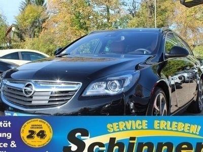gebraucht Opel Insignia 2.0 CDTI 4x4 Sports Tourer Aut. Innovation