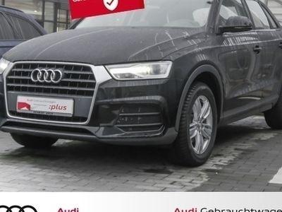 gebraucht Audi Q3 2.0 TDI S-Tronic Navi Xenon Einparkh. Tempomat