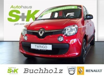 second-hand Renault Twingo Limited SCe 70 Autom. Deluxe & Sitz-Paket