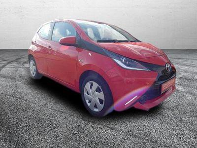 gebraucht Toyota Aygo x-play 5-türig, Klima