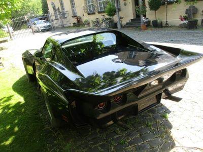 gebraucht Corvette C3 Targa Greenwood-Umbau