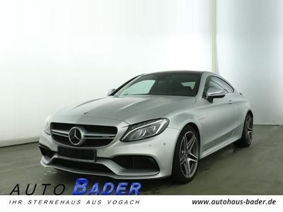 gebraucht Mercedes C63 AMG AMG Coupe COMAND LED-ILS Pano Memory Perfor
