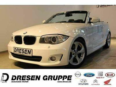gebraucht BMW 125 Cabriolet i Leder+Bi-Xenon+Navi+Windschott+Sitzheizung+Keyless+2-Zonen-Klimaautomat