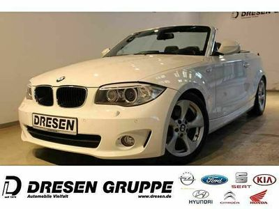 gebraucht BMW 125 Cabriolet i Leder+Bi-Xenon+Navi+Windschott+Sitzheizung+Keyless+2-Zonen-Klimaautomatik