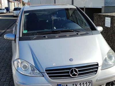 gebraucht Mercedes A170 Avantgarde TÜV 11/20 abgelaufen