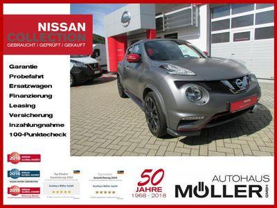 used Nissan Juke Nismo RS 4x4i 1.6DIG-T XTronic DARKMATT GREY Xenon