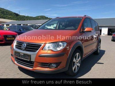 used VW Touran Cross Touran Xenon Navigation Mult.