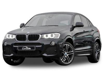 gebraucht BMW X4 xDrive 20d M Sportpaket 20Z Standh H+k Sound VOLL