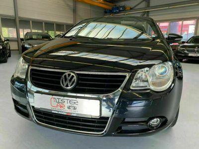 gebraucht VW Eos 1.4 TSI Navi/Sportsitze/Klimaaut/SHZ/ALU