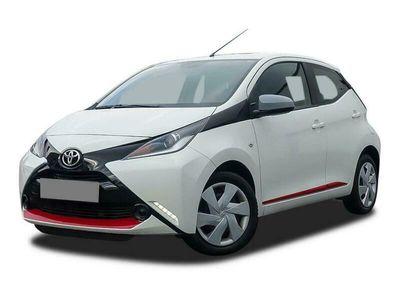 gebraucht Toyota Aygo x-play KLIMA BT ZV
