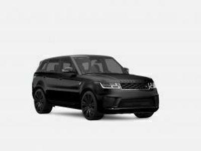 gebraucht Land Rover Range Rover Sport HSE Diesel 5-türig D300 3,0l V6 221kW/300PS AWD Automatik
