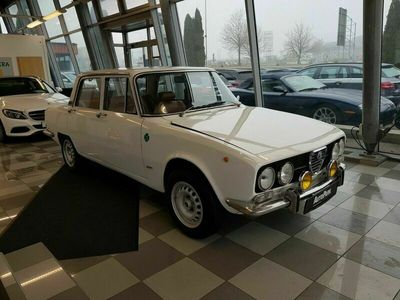 gebraucht Alfa Romeo 2000 Giulia Berlina H-Kennzeichen neu