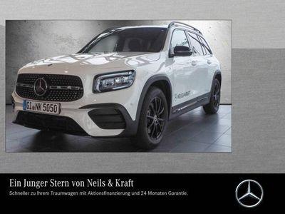 gebraucht Mercedes GLB250 4MATIC AMG+Burmester+Distronic
