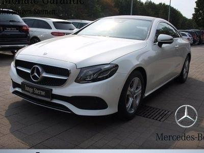 gebraucht Mercedes E200 Coupé AVANTGARDE+LED+Navi+Autom.+Pano.