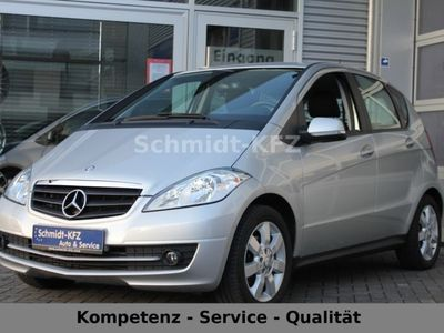 gebraucht Mercedes A180 CDI DPF Klima Alu Lichtpaket Bluetooth