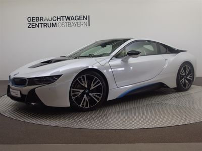 gebraucht BMW i8 NaviProf+HUD+Komfort+LED+PDC+SHZ+Alarm+