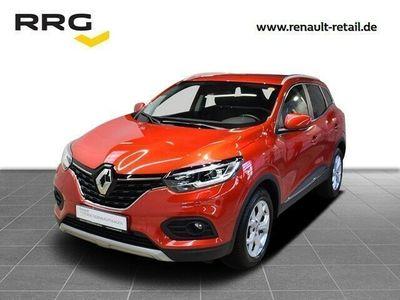 gebraucht Renault Kadjar 1.3 TCE 140 LIMITED DELUXE AUTOMATIK