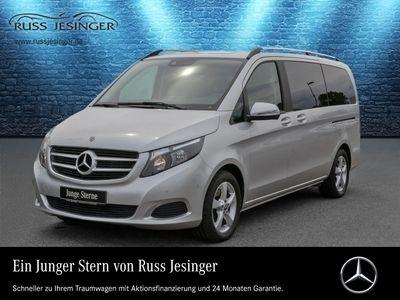 gebraucht Mercedes V250 d EDITION Lang / AHK / Navi / 8-Sitze Autom.