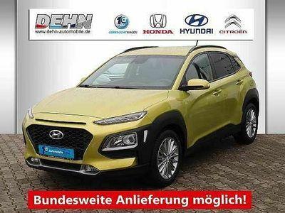 gebraucht Hyundai Kona 1.6 T-GDi 7-DCT 4WD Comfort