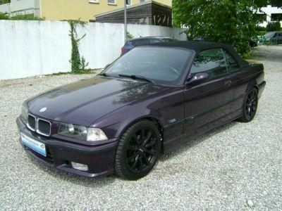 gebraucht BMW 328 Cabriolet i E36 M ALU;KLMA,LEDER