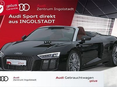 second-hand Audi R8 Spyder V10 plus 5.2 FSI qu LASER Sport-AGA