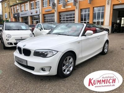 gebraucht BMW 118 Cabriolet 2.0l 143PS