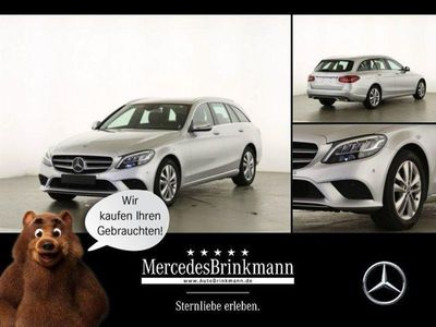 gebraucht Mercedes C200 d T-Modell AVANTGARDE/LED/SHZ/KAMERA Parktronic