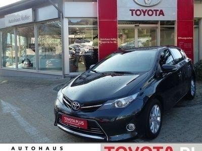 gebraucht Toyota Auris 1.6 Executive Navi, Scheckheft, Sitzheizung