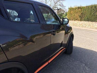 gebraucht Nissan Juke 1.6 CVT Tekna