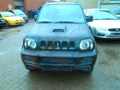 używany Suzuki Jimny 1.5 DDiS Club