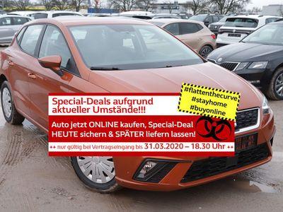 gebraucht Seat Ibiza 1.0 TSI 95 Style Full-LED Alarm in Kehl