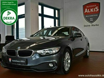 gebraucht BMW 428 Gran Coupé i Aut.+Navi+Xenon+PDC+Garantie als Sportwagen/Coupé in Bielefeld
