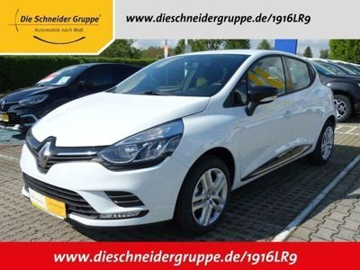 gebraucht Renault Clio TCe 90PS Limited R&GO KLIMA RDKS TEMPOMAT