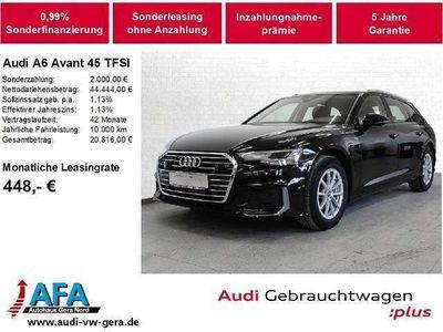 gebraucht Audi A6 Avant 45 TFSI S tronic S-Line*Virt.Cp*Navi+