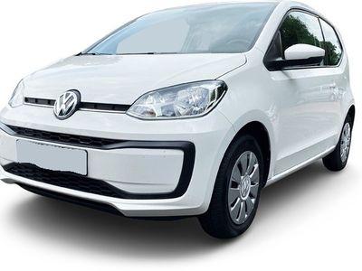 gebraucht VW up! up!1.0l Move Up!+ Radio+Ganzjahresreifen Schon ab 69- € montlich finanzierbar!