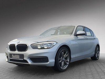 gebraucht BMW 118 i 1.5 NAVI/Sitzheizung/Regensenso/PDChi.