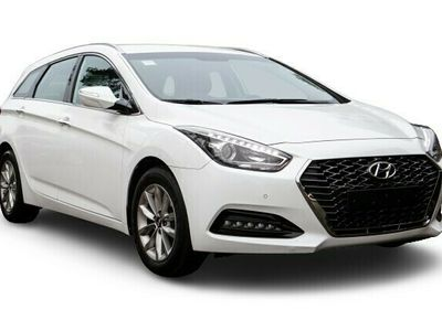gebraucht Hyundai i40 Kombi TREND 1.6 GDI/KLIMAAUTOM/SHZ/KAMERA