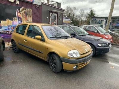 käytetty Renault Clio 170 TKM Guter Zustand