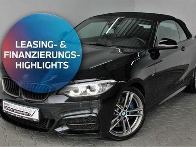 gebraucht BMW M240 Steptronic Cabrio Navi Prof. Sport Aut.