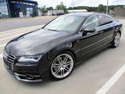 gebraucht Audi A7 3.0TFSI quattro S tronic S-LINE 20Zoll NAVI LEDER