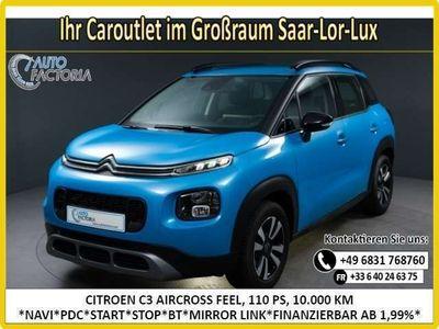 gebraucht Citroën C3 Aircross 110 bei Gebrachtwagen.expert
