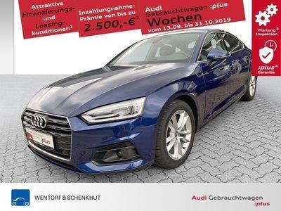 gebraucht Audi A5 Sportback 2.0 TFSI S tronic quattro Navi ACC