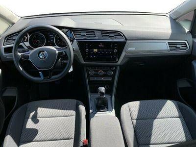 gebraucht VW Touran TouranComfortline BMT Start-Stopp 2.0 TDI PDCv+h Knieairbag RDC Klimaautom SHZ